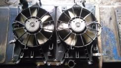 Радиатор охлаждения двигателя. Toyota Gaia, CXM10, CXM10G Двигатель 3CTE