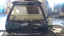 Дверь багажника. Toyota Sprinter Carib, AE115G, AE115