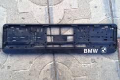 Рамка для крепления номера. BMW