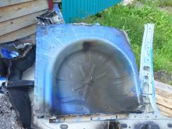 Ванна в багажник. Renault Logan