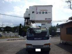 Isuzu Elf. автовышка Aichi 145ая, 16 метров, 4 600 куб. см., 16 м. Под заказ