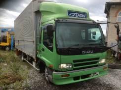 Isuzu Forward. Isuzu forward 2003 год фургон полная пошлина., 7 800 куб. см., 5 000 кг.
