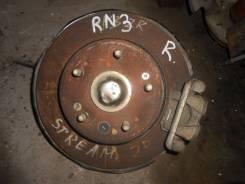 Суппорт тормозной. Honda Stream, RN3 Двигатель K20A