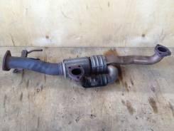Приемная труба глушителя. Honda Inspire, UC1 Двигатель J30A