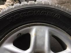 Yokohama Geolandar I/T. Зимние, без шипов, 2005 год, износ: 20%, 4 шт