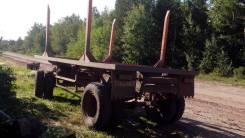 Камаз ГКБ 8527. Продам прицеп самосвальный, 8 000 кг.