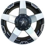 Sakura Wheels 9306. 9.0x20, 6x139.70, ET25, ЦО 110,5мм.