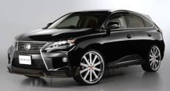 Обвес кузова аэродинамический. Lexus RX270 Lexus RX350 Lexus RX450h