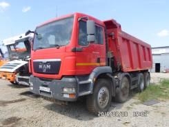 MAN TGS. Продажа Самосвал 41.400 8Х4 2012, 10 500 куб. см., 280 000 кг.