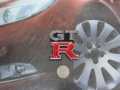 Эмблема. Nissan GT-R