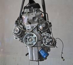 Двигатель. Honda N BOX Honda N-BOX Slash, JF1 Двигатель S07A
