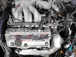 Двигатель в сборе. Toyota: Hilux Surf, 4Runner, Hilux / 4Runner, Hilux, Vista, Camry Prominent, Land Cruiser Prado, Camry, Tacoma Двигатель 1VZFE