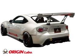 Обвес кузова аэродинамический. Subaru BRZ Toyota GT 86, ZN6 Toyota Origin. Под заказ