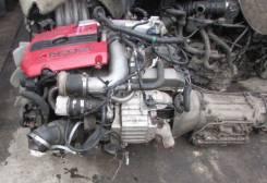 Двигатель. Nissan: Stagea, Leopard, Gloria, Cedric, Figaro, Rasheen, Skyline, Laurel Двигатель RB25DET. Под заказ