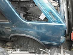 Расширитель крыла. Opel Frontera