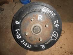 Цилиндр рабочий тормозной. Honda Civic, EU1 Двигатель D15B