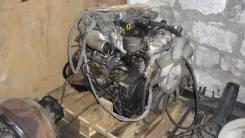 Двигатель в сборе. Nissan Atlas