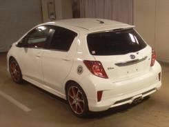 Спойлер. Toyota Vitz, NSP135, NSP130, KSP130, NCP131