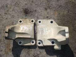 Кронштейн опоры двигателя. Nissan Skyline, V35 Двигатель VQ25DD
