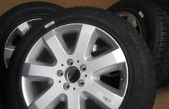 Б/У зимние колёса на бронированный Mercedes W221. x19