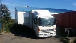 Hino 500. Продам грузовик мебельный фургон, 7 684куб. см., 6 300кг., 4x2