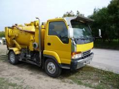 Isuzu Forward. Продается грузовик Илосос, 8 200 куб. см., 3 000,00куб. м.