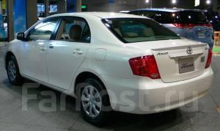 Спойлер. Toyota Corolla Axio, NZE141, NZE144, ZRE142, ZRE144 Двигатели: 1NZFE, 2ZRFAE, 2ZRFE