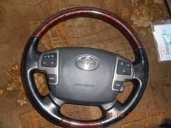 Руль. Toyota Land Cruiser, VDJ200, UZJ200