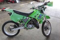 Kawasaki KDX 125SR. 124 куб. см., исправен, птс, без пробега