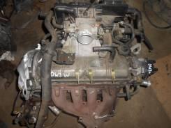 Двигатель. Mazda Demio, DW3W Двигатель B3E