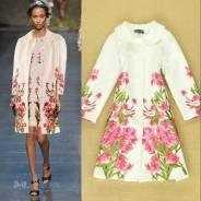 Распродажа Кардиган с цветочным принтом Dolce & Gabbana. 44