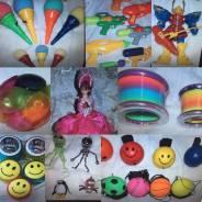 Продам пластиковые игрушки оптом
