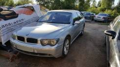 BMW 7-Series. Птс bmw e65 2003г 4.4 серебро с железкой полный комплект