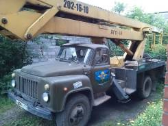 ГАЗ 53. Продается автовышка Газ-53, 4 254 куб. см., 18 м.
