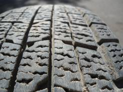 Dunlop DSX. зимние, без шипов, 2008 год, б/у, износ 20%