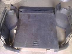 Обшивка багажника. Mitsubishi Legnum