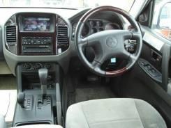 Руль. Mitsubishi Pajero, V73W, V75W, V77W