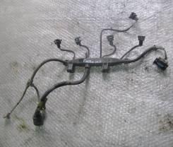 Проводка форсунок. Ford Fiesta
