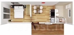 Современный дом студия для постоянного проживания с отделкой. от застройщика
