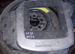 Крышка двигателя. Nissan Cedric, UY32 Двигатель RD28