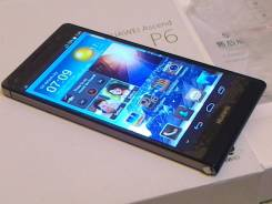 Huawei Ascend P6. Новый