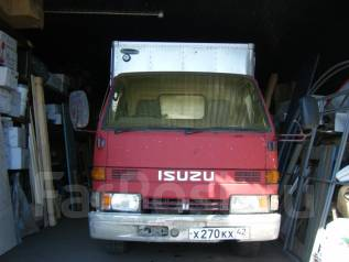 Isuzu Elf. Продаётся грузовик Исузу эльф 150, 4 500 куб. см., 2 000 кг.