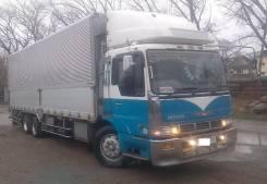 "Hino Profia FW. Продам отличный фургон""бабочка""., 17 000 куб. см., 15 000 кг."