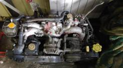 Двигатель в сборе. Subaru Impreza, GC8 Двигатель EJ20K