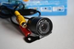 Универсальная камера переднего вида с ИК подсв-ой, разметкой цветная