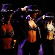 """Набор юношей и девушек в студию современного танца """"Терция""""."""