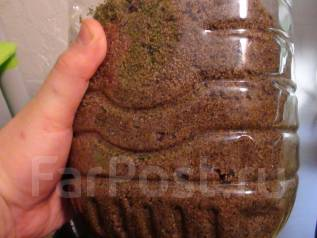 Песок речной для рептилий 4 литра