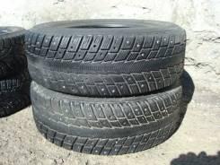 Michelin IVALO 2. Зимние, шипованные, износ: 30%, 2 шт