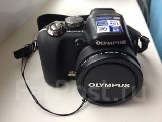 Olympus SP-560UZ. 8 - 8.9 Мп, зум: 14х и более