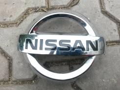 Эмблема. Nissan Murano